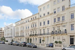 Expensive Properties - London Town Houses