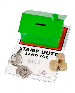 Stamp Duty - Government Land Tax